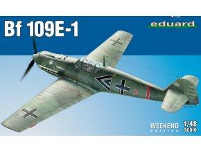 Eduard Bf 109E-1 1:48 84158