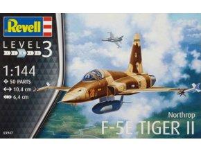 Revell letadlo F-5E Tiger 1:144 03947