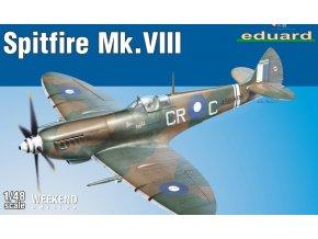 Eduard Spitfire Mk. VIII 1:48 84159