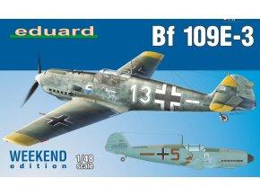 Eduard Bf 109E-3 1:48 84157