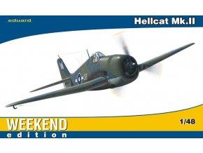 Eduard Hellcat Mk. II 1:48 84134