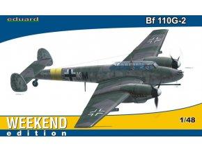 Eduard Bf 110G-2 1:48 84140