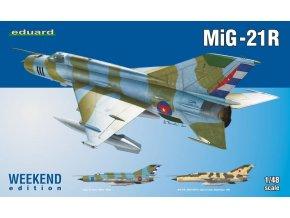 Eduard MiG-21R 1:48 84123
