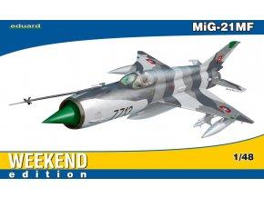 Eduard MiG-21MF 1:48 84126