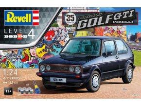 Revell 35 Years VW Golf 1 GTI Pirelli 1:24 05694