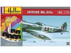 Heller Spitfire MK. XVIe model set 1:72 56282