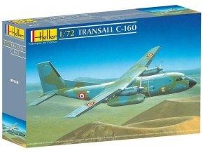 Heller Transall C-160 1:72 80353