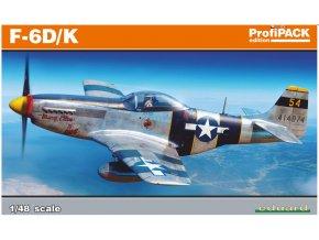 Eduard Mustang F-6D/K 1:48 82103