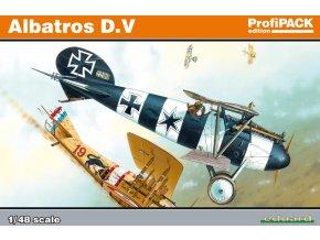Eduard Albatros D. V 1:48 8113