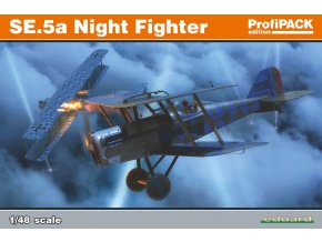 Eduard SE.5a Night Fighter 1:48 82133