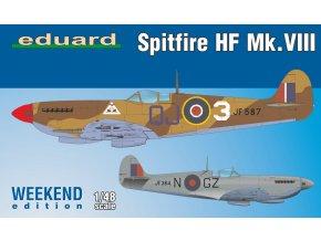 Eduard Spitfire HF Mk. VIII 1:48 84132