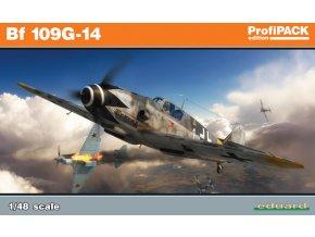 Eduard Bf 109G-14 1:48 82118