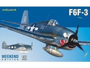 Eduard F6F-3 1:48 84160