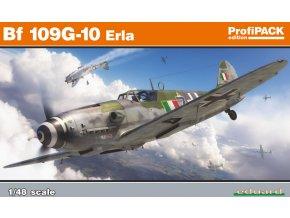 Eduard Bf 109G-10 Erla 1:48 82164