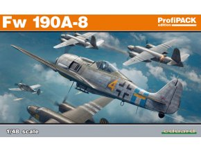 Eduard Fw 190A-8 1:48 82147