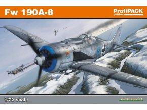 Eduard Fw 190A-8 1:72 70111