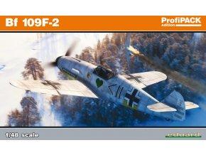 Eduard Bf 109F-2 1:48 82115