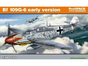 Eduard Bf 109G-6 rané série 1:48 82113