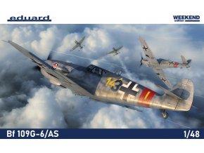 Eduard Bf 109G-6/ AS 1:48 84169