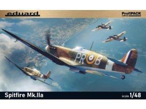 Eduard Spitfire Mk. IIa 1:48 82153