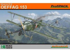 Eduard Albatros D. III OEFFAG 153 1:48 8241