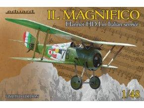 Eduard IL MAGNIFICO Hanriot HD. I 1:48 11139
