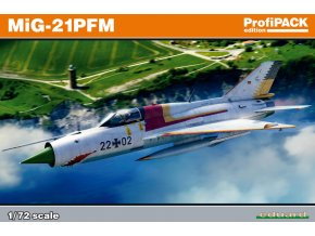 Eduard MiG-21PFM 1:72 70144