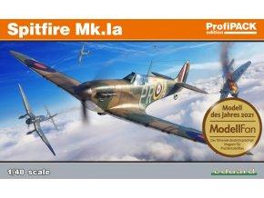 Eduard Spitfire Mk. Ia 1:48 82151