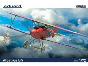 Eduard Albatros D. V 1:72 7406