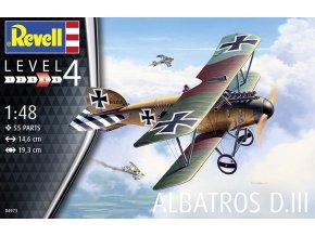 Revell Albatros D.III 1:48 04973