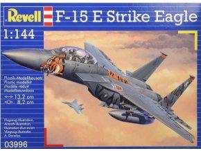Revell letadlo F-15E Strike Eagle 1:144 03996