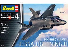 Revell F-35A Lightning II 1:72 03868