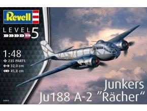Revell Junkers Ju188 A-1  Rächer 1:48 03855