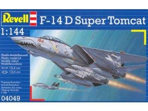 Revell letadlo F-14D Super Tomcat 1:144 04049
