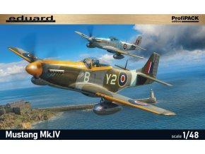 Eduard Mustang Mk. IV 1/48 1:48 82104