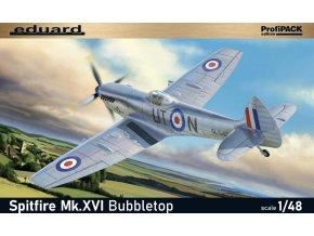 Eduard Spitfire Mk. XVI Bubbletop 1:48 8285