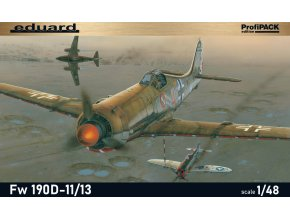 Eduard Fw 190D-11/ D-13 1:48 8185
