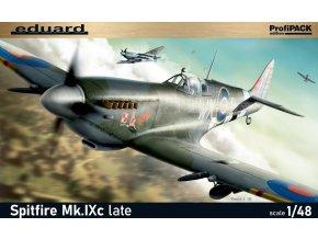 Eduard Spitfire Mk. IXc pozdní verze 1:48 8281
