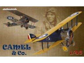 Eduard Camel & Co. DUAL COMBO 1:48 11151