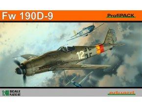 Eduard Fw 190D-9 PROFIPACK 1:48 8184