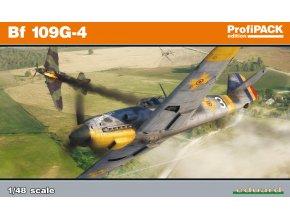 Eduard Bf 109G-4 1:48 82117