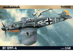 Eduard Bf 109F-4 1:48 82114