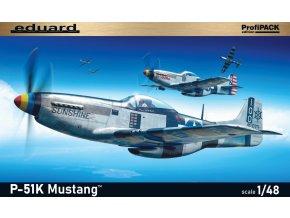 Eduard P-51K Mustang 1:48 82105