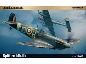 Eduard Spitfire Mk. IIb 1:48 82154