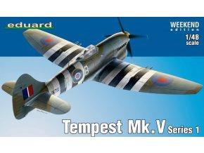 Eduard Tempest Mk. V Series 1 1:48 84171