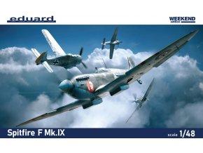Eduard Spitfire F Mk. IX 1:48 84175