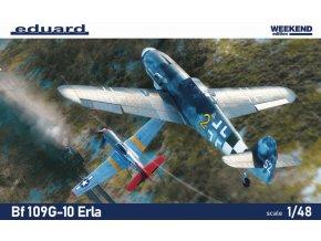 Eduard Bf 109G-10 ERLA 1:48 84174