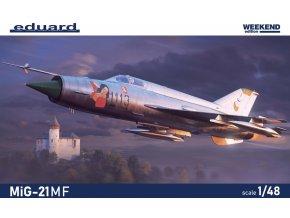 Eduard MiG-21MF 1:48 84177