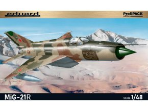 Eduard MiG-21R 1:48 8238