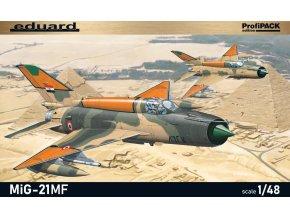 Eduard MiG-21MF 1:48 8231